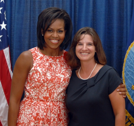 Michelle and Michelle